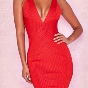 Vivienne 🌹Red Dress